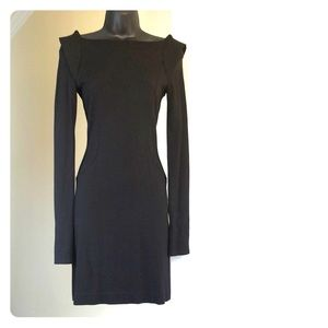 FRENCH CONNECTION sz 6 long sleeve knit dress